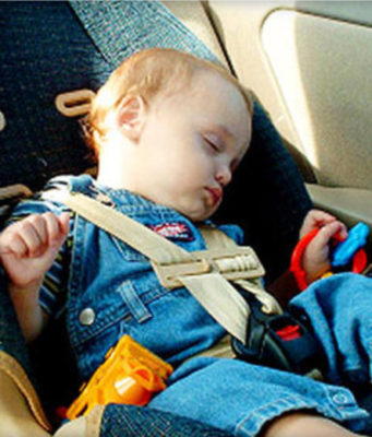 Portable Car Seat System