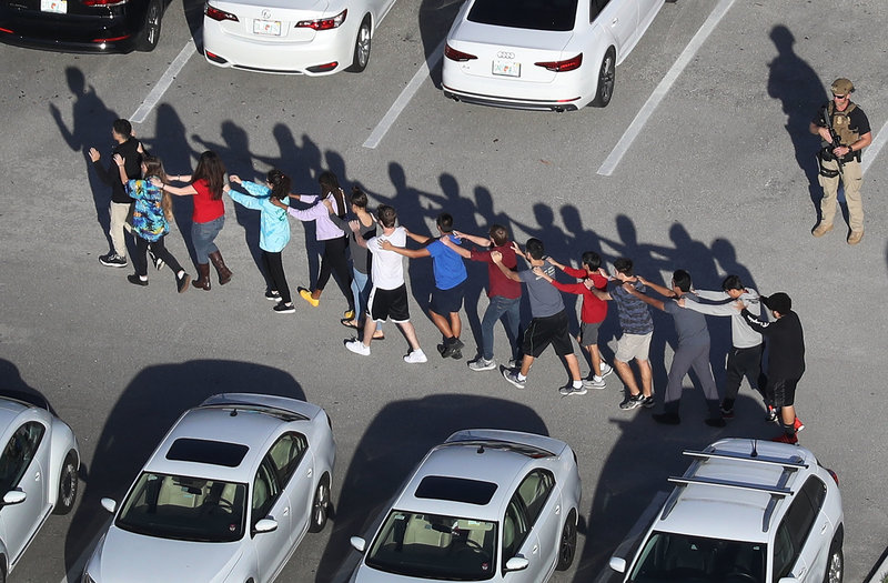 How many US school shootings have there been in 2018 so far?