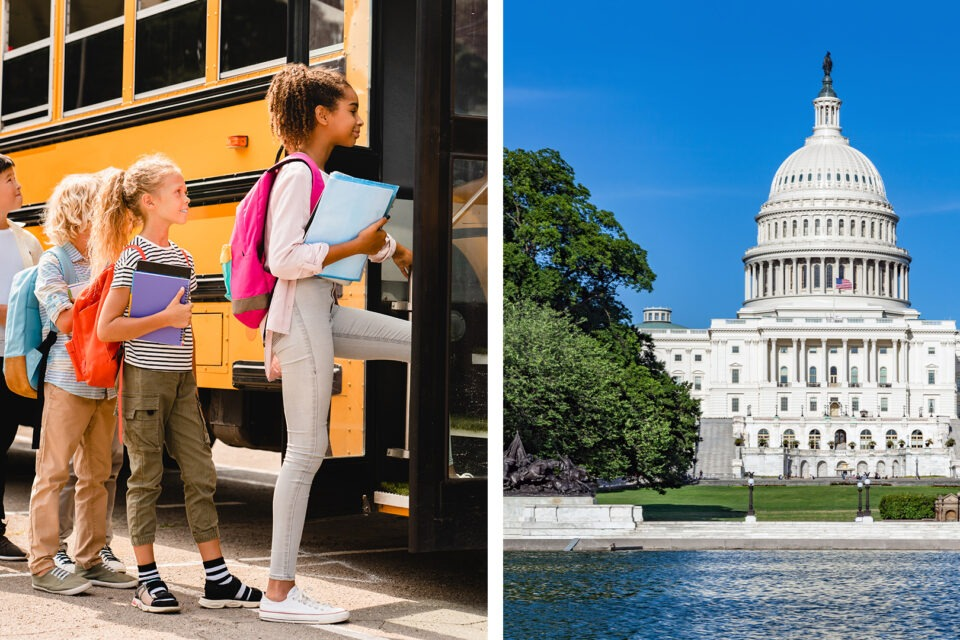 U.S. Senate Votes to Support Child Safety Network's National School Bus Safety Month Ninth Year in A Row